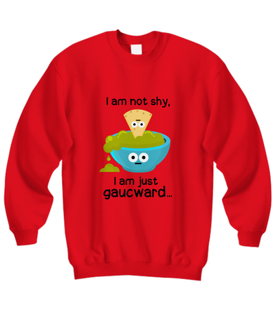 Image of I'm Just Guacward Sweatshirt (Nine Yards Exclusive)