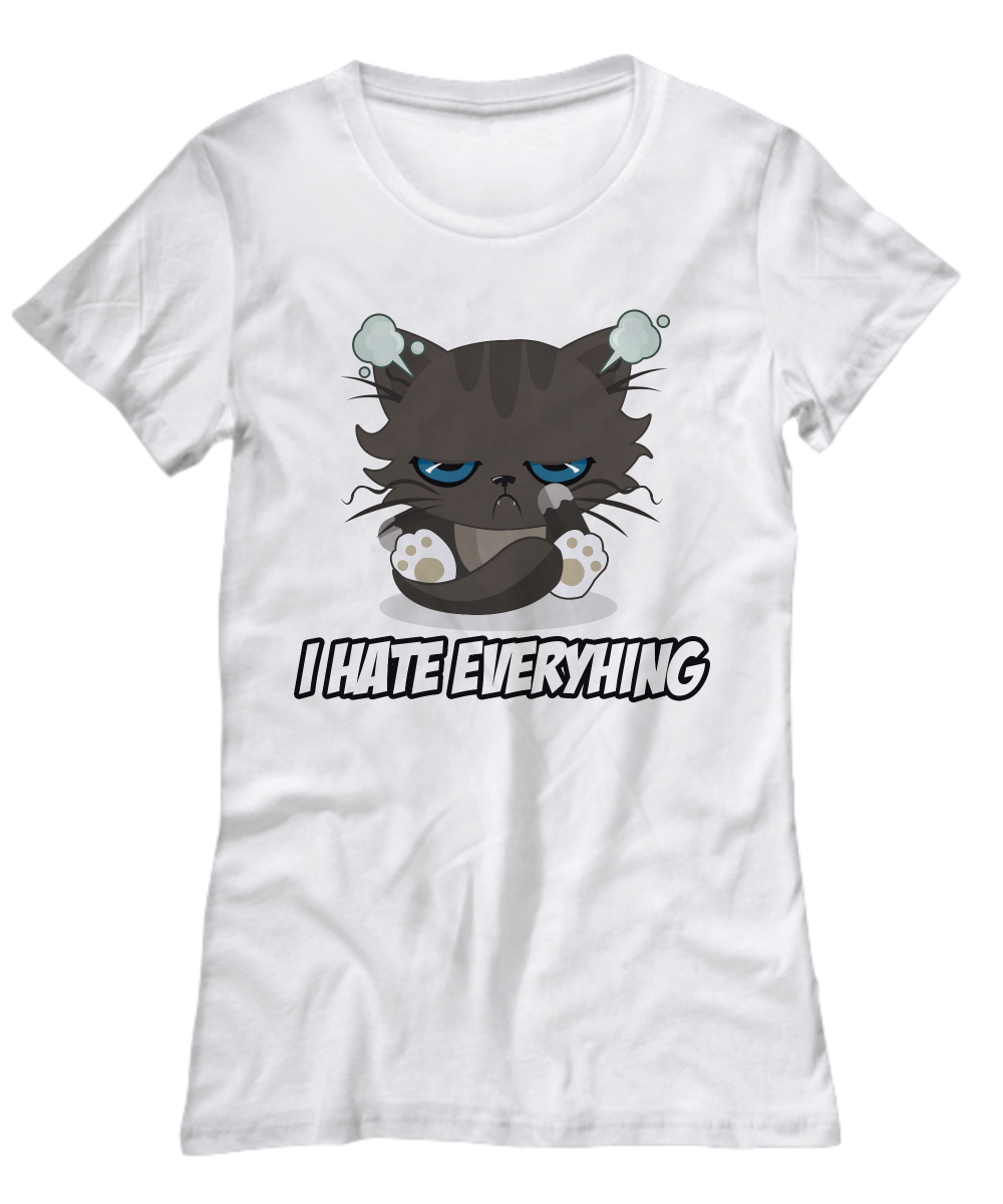 I Hate Everything Tshirt (Nine Yards Exclusive)