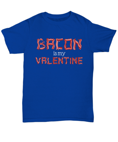 Image of Bacon Strips Valentine I Tee (Nine Yards Exclusive)