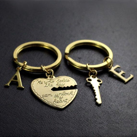 Image of Customizable Couple Keychains