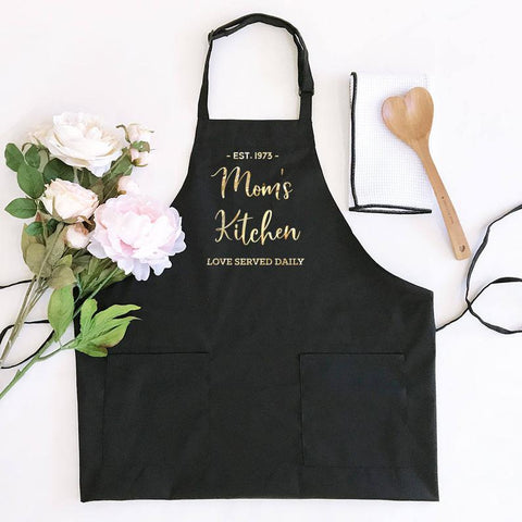 Image of Chic Personalized Apron