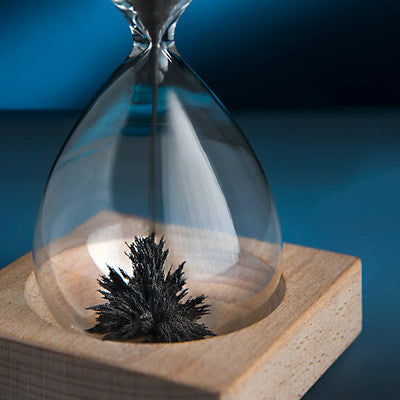 Image of Magnetic Sand Hourglass