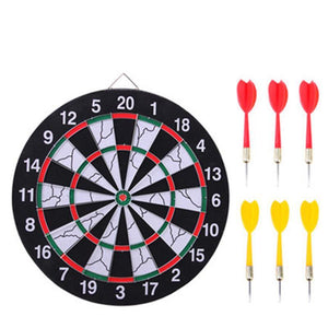 Magnetic Training Dart Board