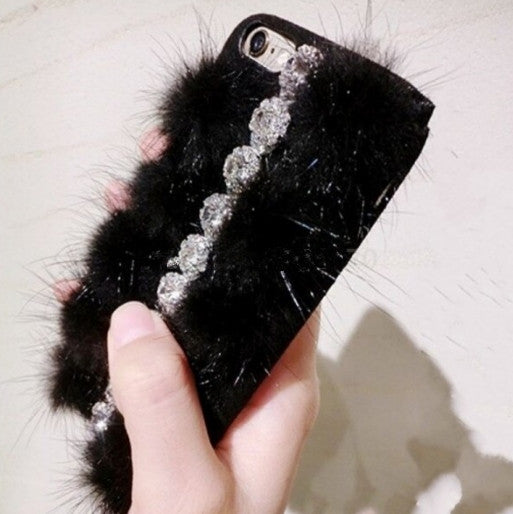 Lavish Rhinestone iPhone Case