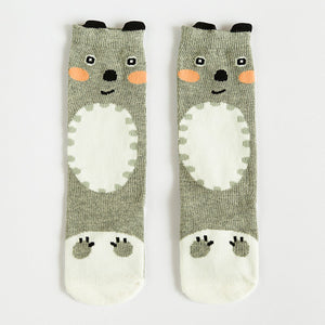 Kids' Animal Knee Socks