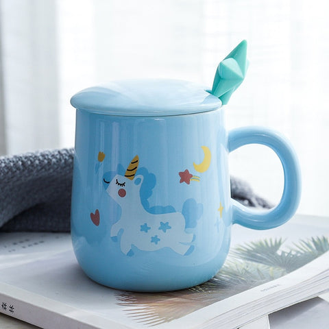 Starry Unicorn Mug