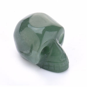 Handcrafted Skull Crystal Stone