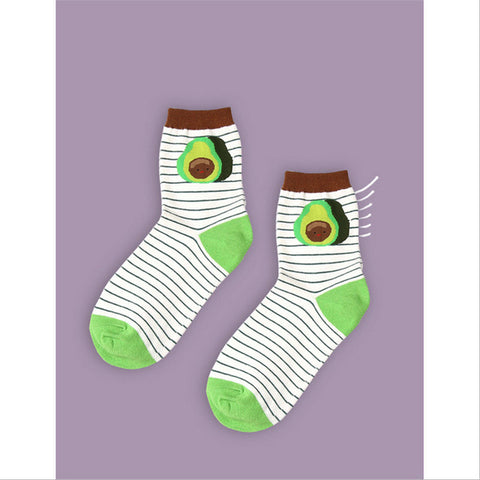 Image of Adorable Fruit Socks