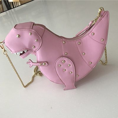 Image of Quirky Dino Crossbody Bag