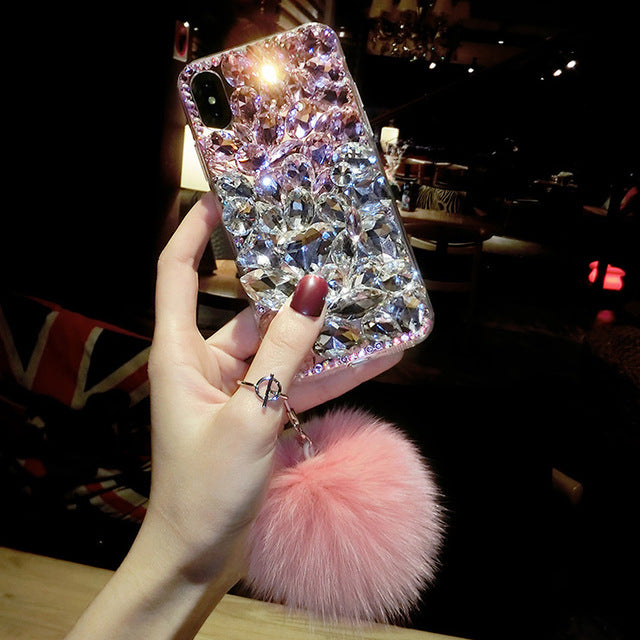 Crystal Wall iPhone Case