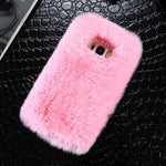 Luxury Furry Samsung Case