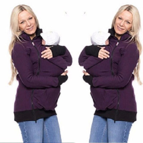 Image of Baby Carrier Hoodie