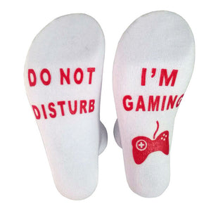 I'm Gaming Novelty Socks