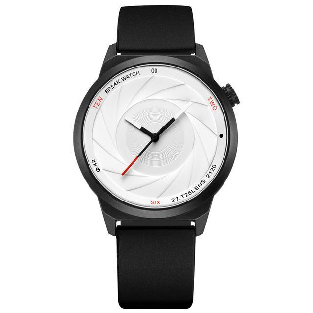 Sleek Quartz Watch