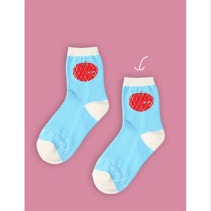 Adorable Fruit Socks