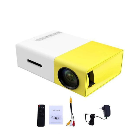 Image of LED Portable Projector