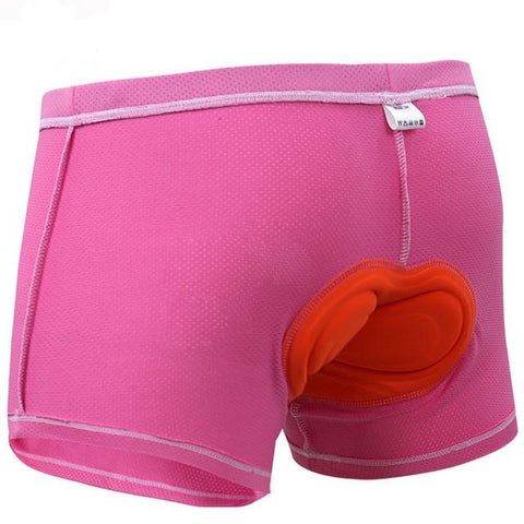 Image of Modish Mesh Cycling Sports Underwear