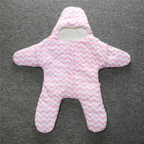 Image of Adorable Baby Sleeping Bag