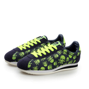 Casual Skull Sneakers