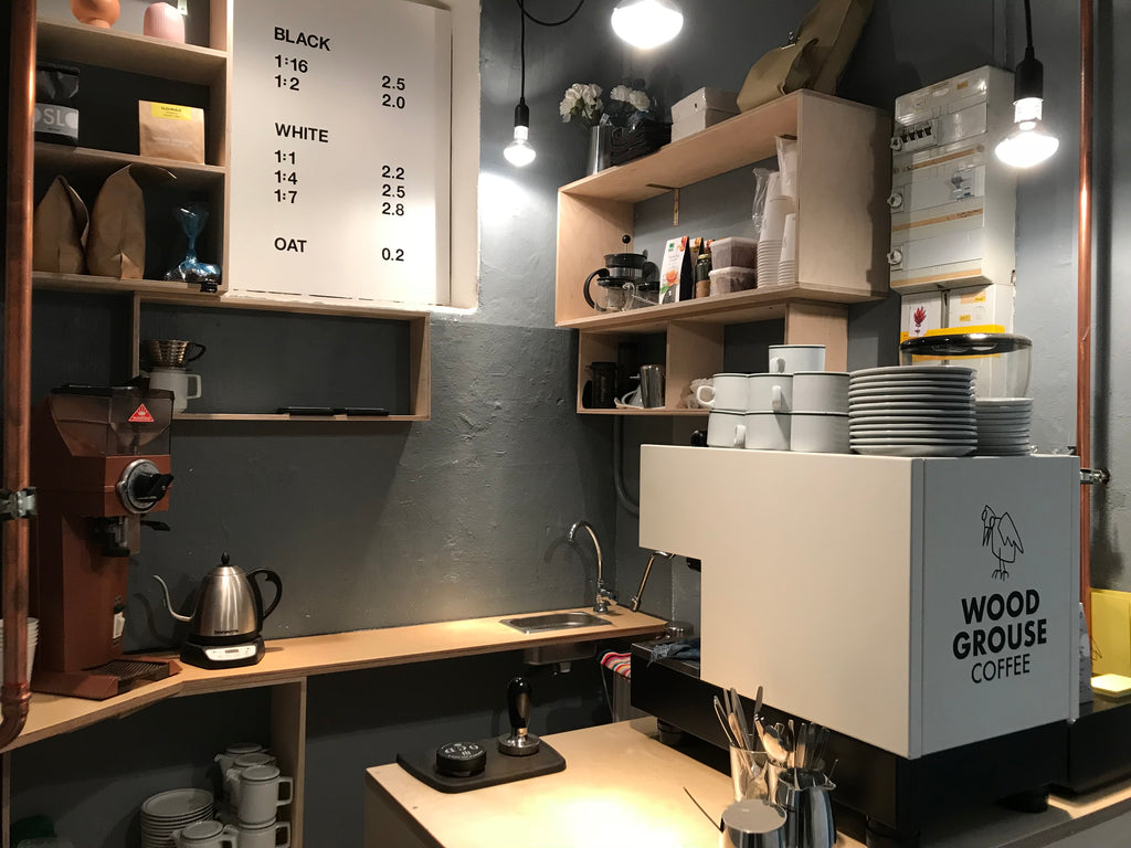 Wood Grouse Coffee Roasters