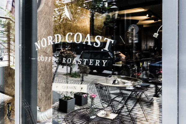 Schaufenster Nord Coast Café