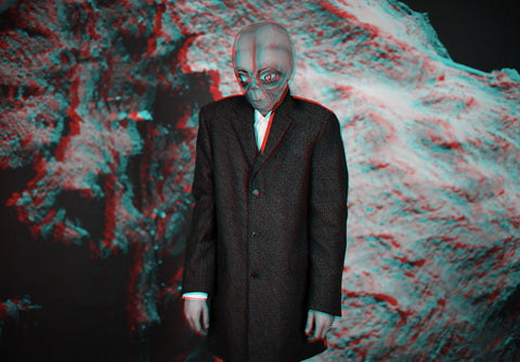 Robert Maurice Debois /photos 3D