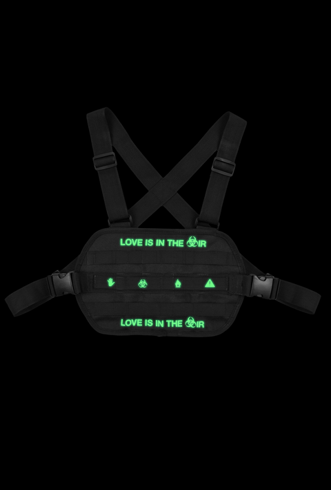 Love + Air Chest Rig