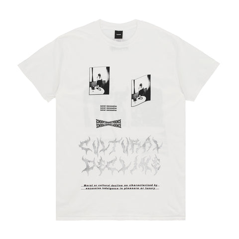 Decadence T-Shirt White