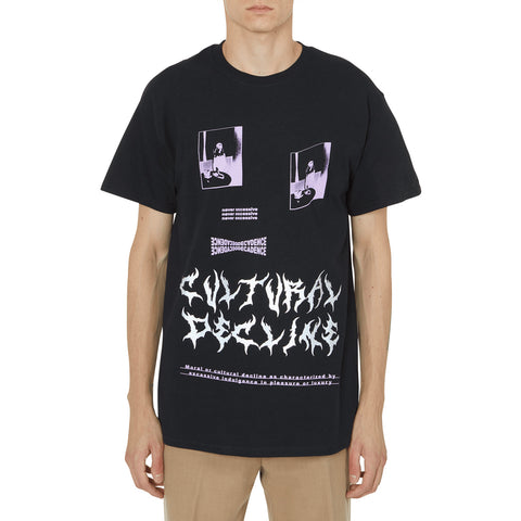 Decadence T-Shirt Black