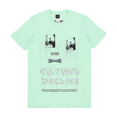 Decadence T-Shirt Mint