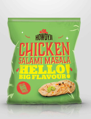 Howdyji - Chicken Salami Masala (400g) - Lion Fresh