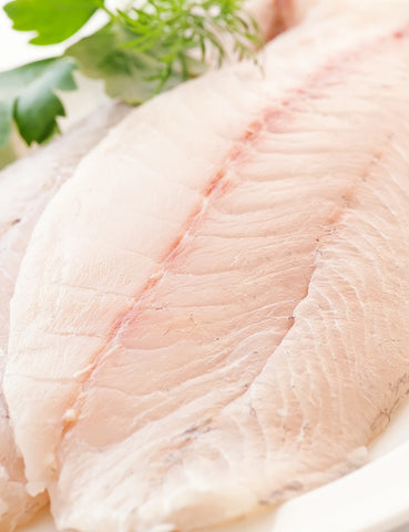 White Snapper Fillets with Skin Off -(300g Three Fillets) - Lion Fresh