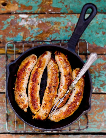 Pork Breakfast Sausage (250g) - Lion Fresh - 1