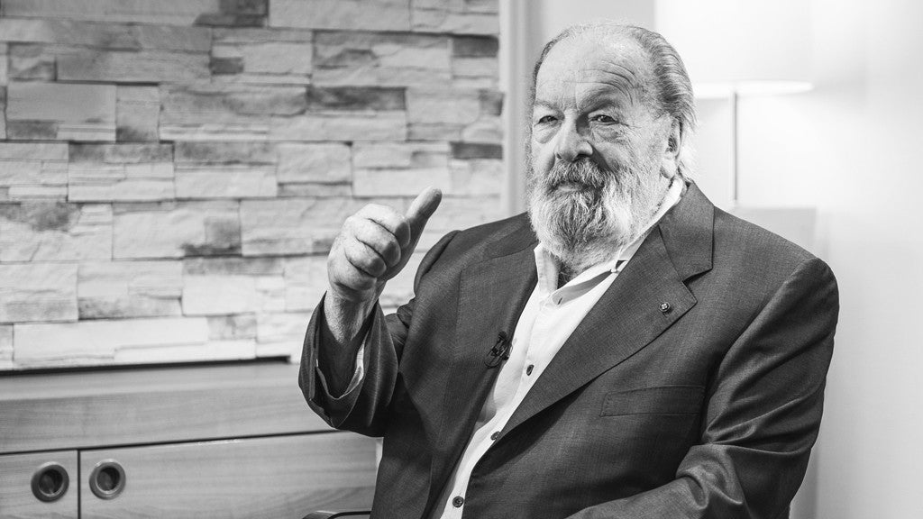Bud Spencer: Actor, tinkerer, all-rounder
