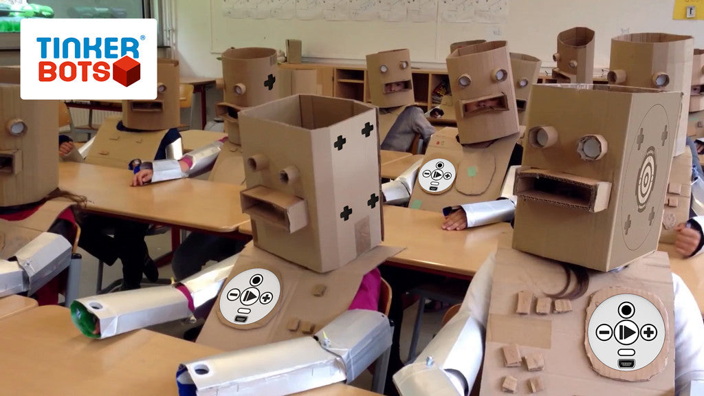 A kindergarten for robots