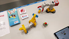 Tinkerbots at Maker Faire Hannover 2016