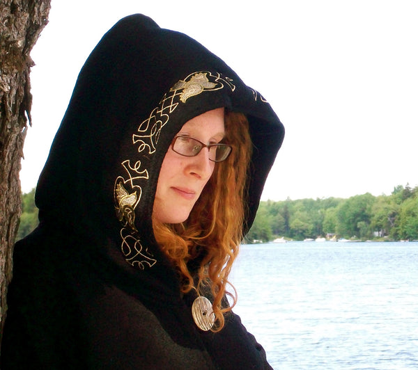 Arran Hooded Capes