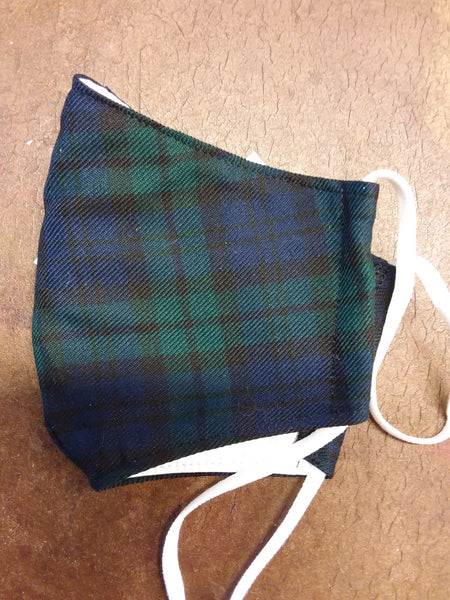 Fitted Tartan Adult & Child