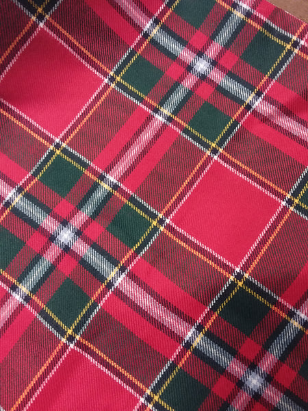 Fitted Tartan Clan & Speciality / Wool Adult & child