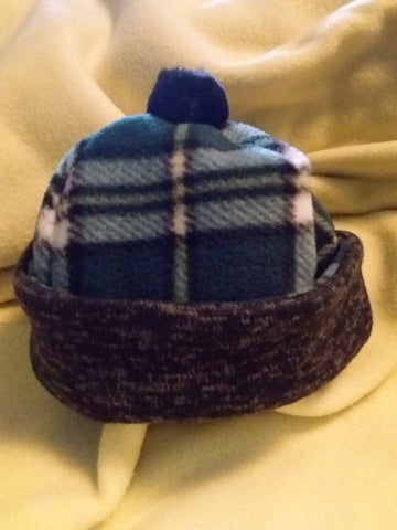 Fleece Hat Lined-baby & toddler