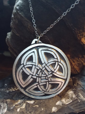 Celtic Journey Pendant