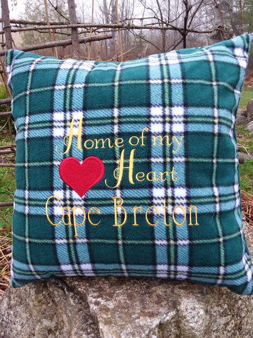 Home of my Heart  Pillow