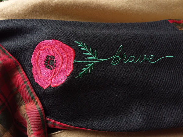 Flower Sentiments Scarf