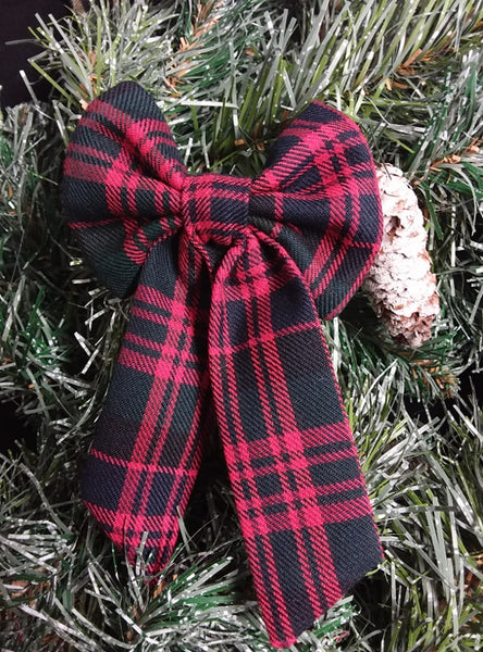 Ornament Christmas Bow Clan & Speciality
