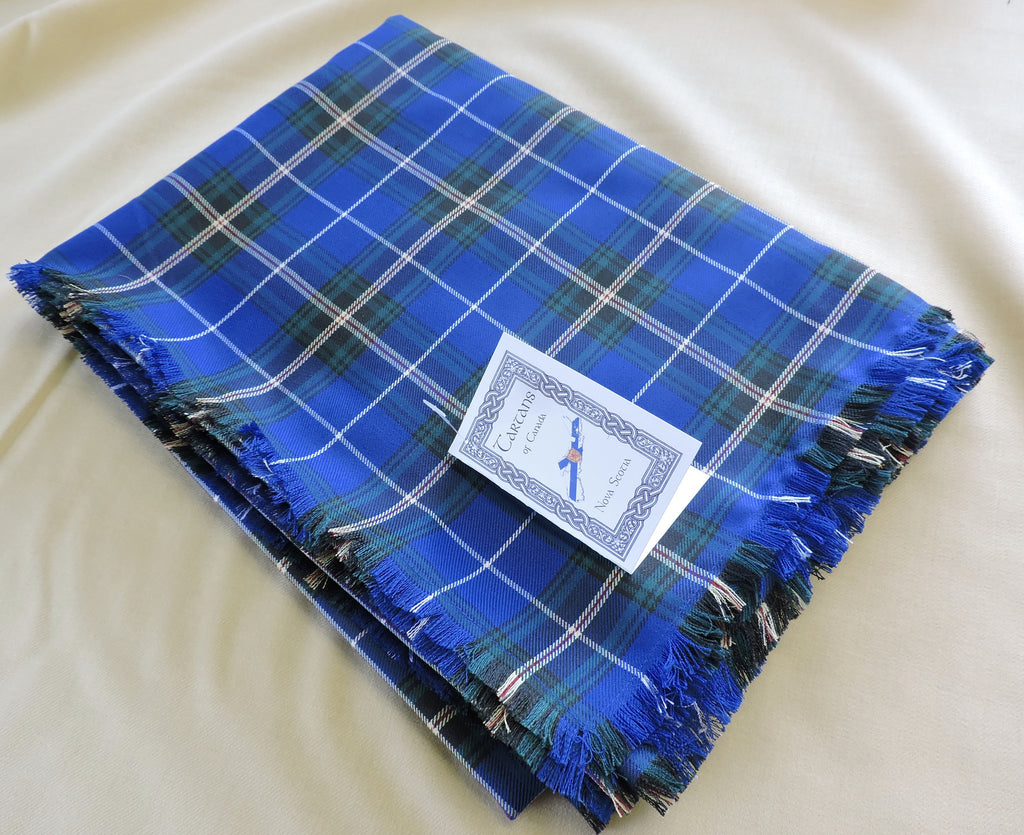 Nova Scotia Tartan Tablecloth