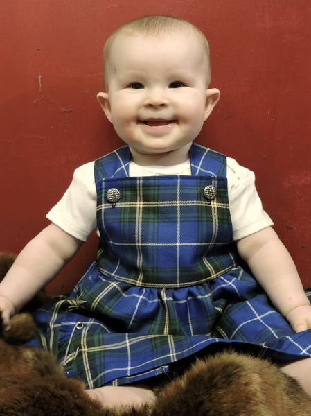 Nova Scotia Tartan Dress