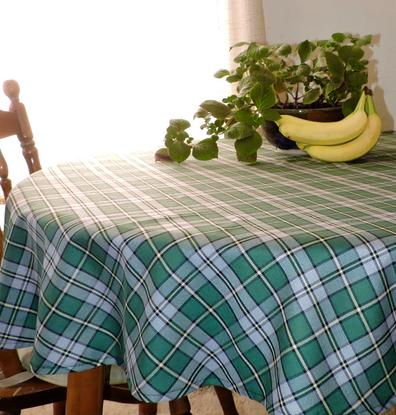 Cape Breton Tartan Tablecloth