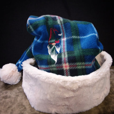 Santa Gnome Hat - Fleece