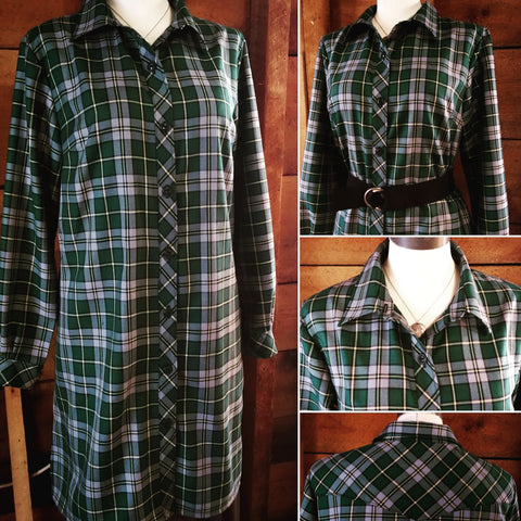 Cape Breton Tartan dress shirt