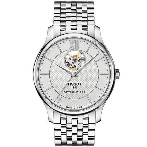 Ur - Tissot - Tradition - Sølv